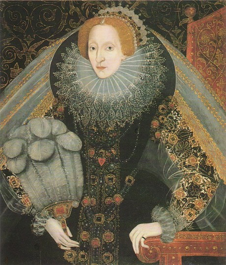 att John Bettes,Queen E I,1580-86,NPG
