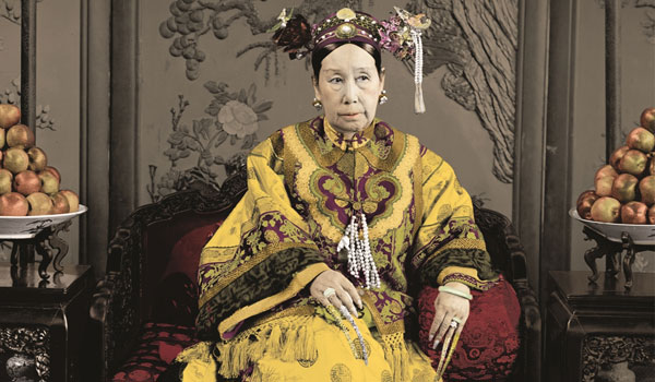 Dowager-Empress Cixi late 19thC