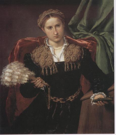 L.Lotto, Laura da Pola 1543-44