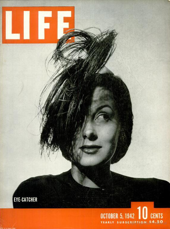 LIFE cover 1942