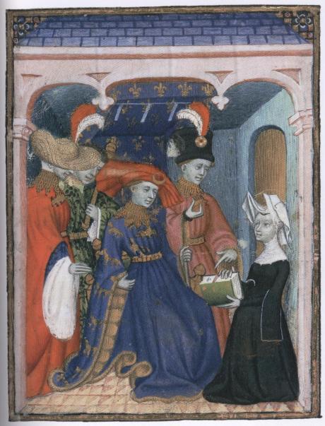 col works Christine de Pisan,1415c,BL