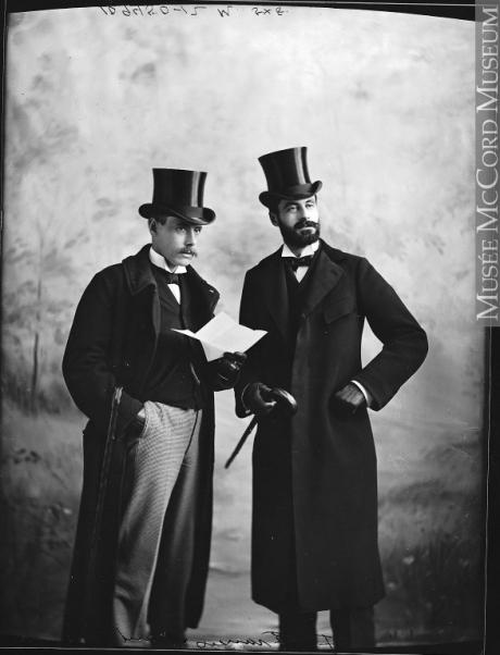 gentlemen,Montreal,1895,McCord mus