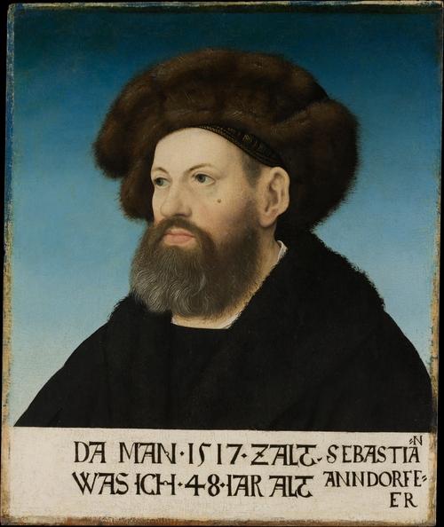 Hans Maler,Sebastian Andorfer,1517,met NY