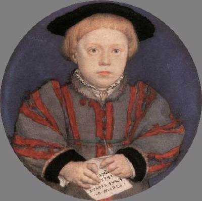 Hans Holbein, Henry Brandon,1541,Royal col Windsor