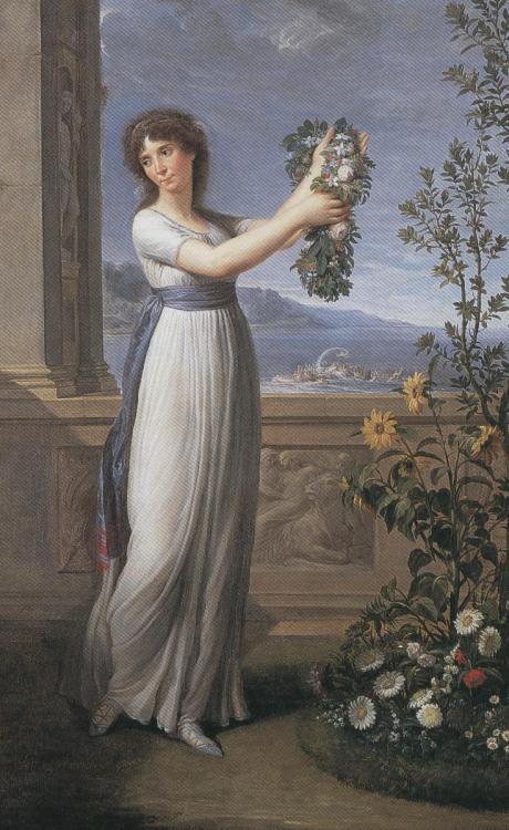 A.Appiani,Josephine Bonaparte 1796