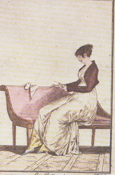 Debucourt, abito da giorno 1801