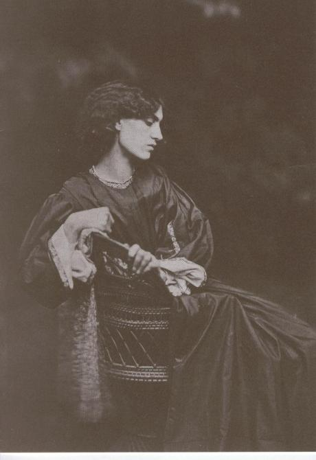 Dante G.Rossetti, Jane Morris seduta, V&A