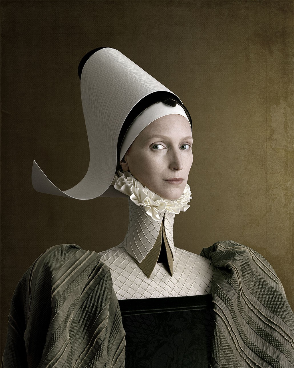 C.Tagliavini, 1503, ritratto di signora in verde 2014