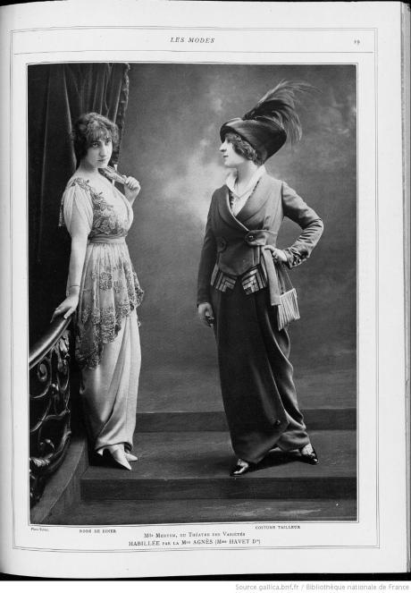 Agnes, 1914 L.M.