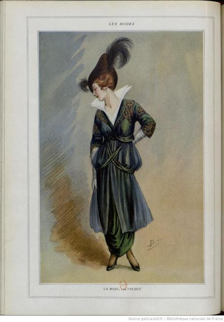 Premet, 1914 L.M.
