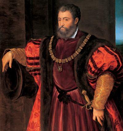 Alfonso I d'Este,Duca di Ferrara marito Lucrezia Borgia