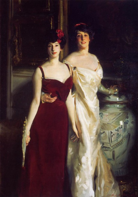 J.S.Sargent, Ena e Betty Wertheimer,1901,tate