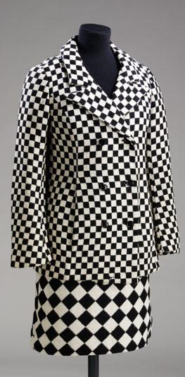 Foale e Tuffin,wool suit,1964,VA