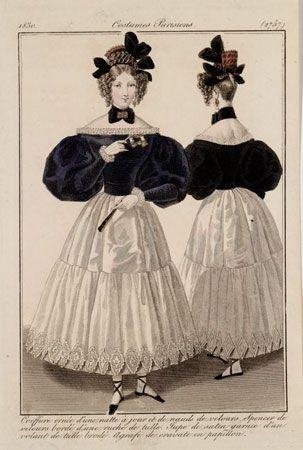 Le Journal des dames et des Modes, 1830