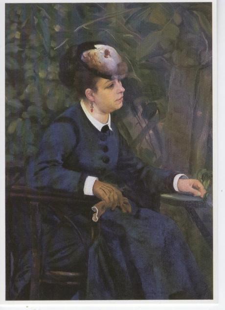 P.A.Renoir, donna 1868